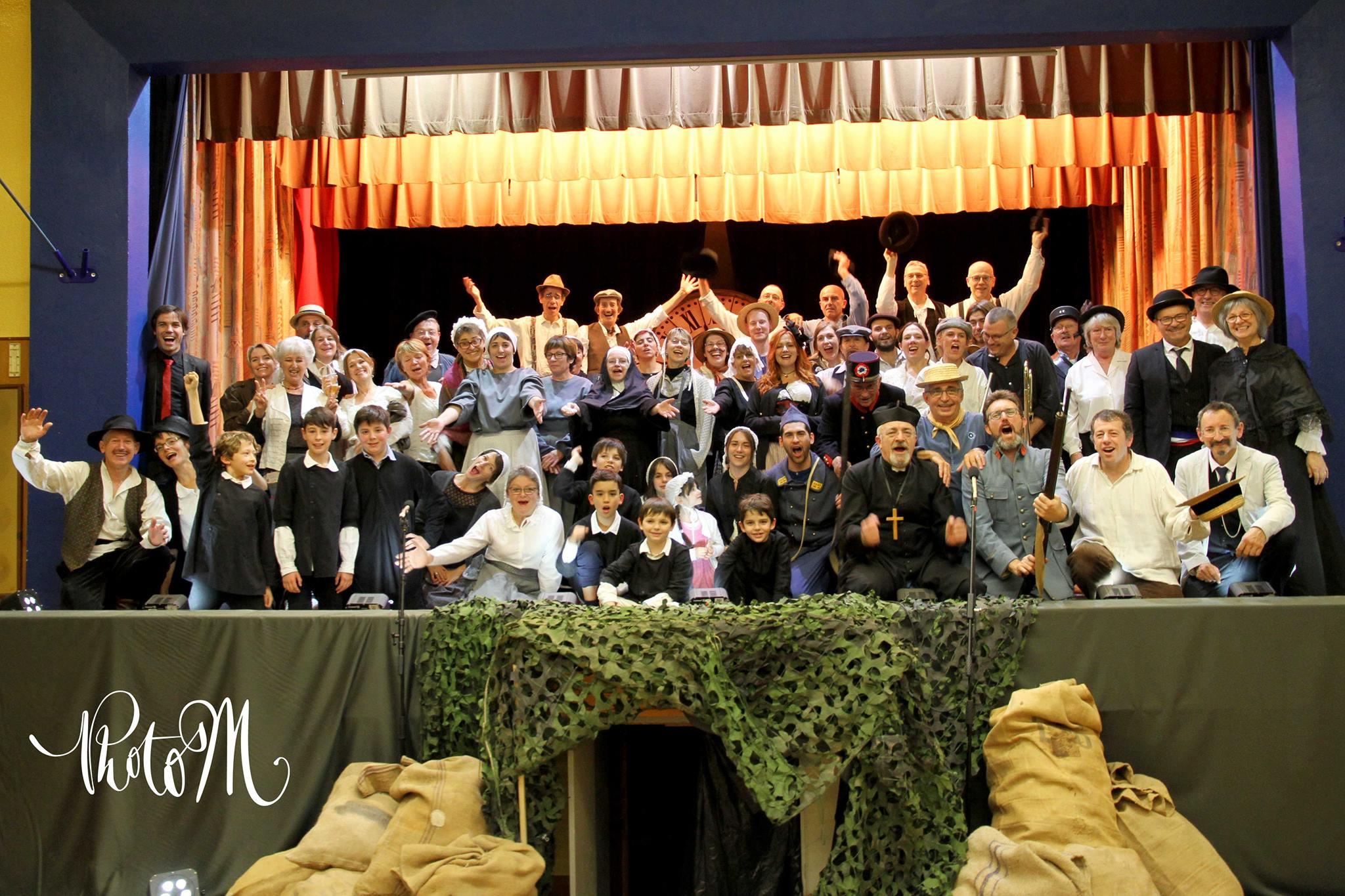 Photographie de votre spectacle. Département de l'Ain, à St Jean le Vieux proche d'Ambérieu-en-Bugey, Bourg-en-Bresse, Lagnieu, Pont d'Ain.