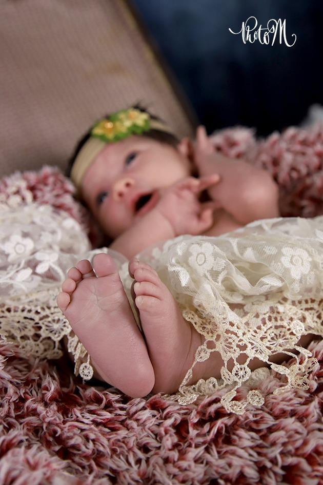 petits petons de naissance