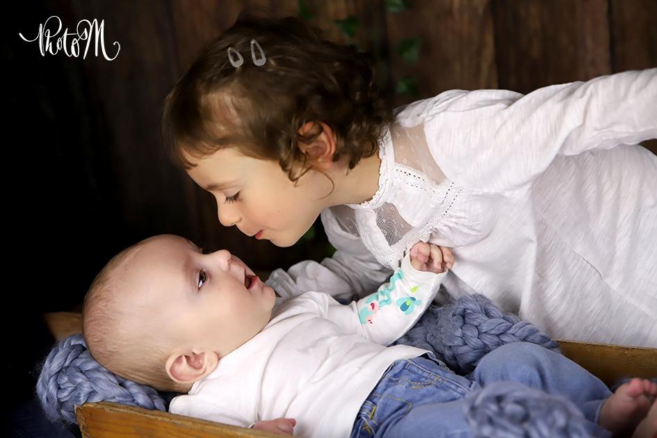 déja tant d'amour entre frère et soeur